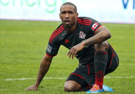 Defoe could leave, say Toronto