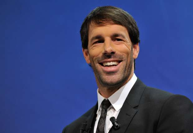 Future Netherlands assistant coach Ruud van Nistelrooy