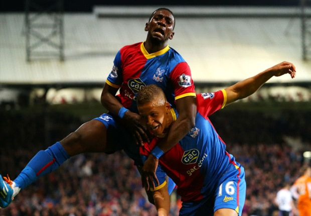 Crystal Palace: 2013-14 season in statistics