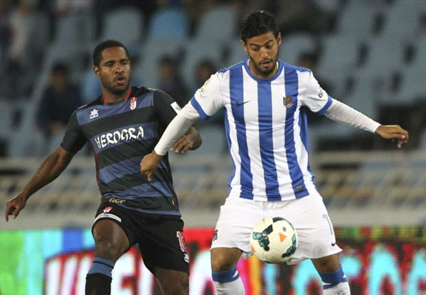 Carlos Vela scores for third straight game in Sociedad draw