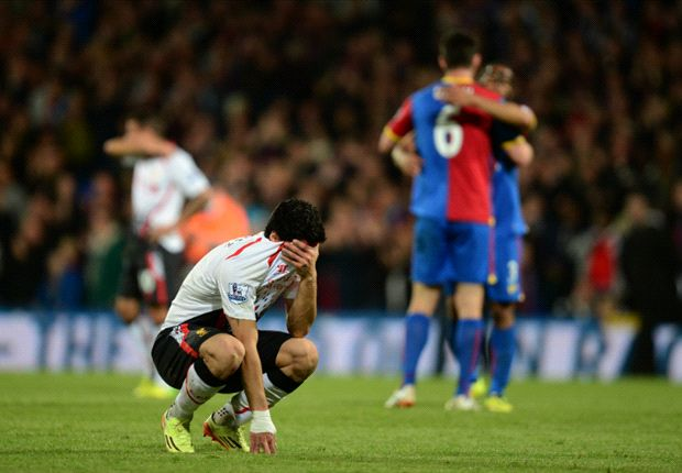 Huth jokes Suarez should be banned for crying as Nasri 'loves' Crystal Palace