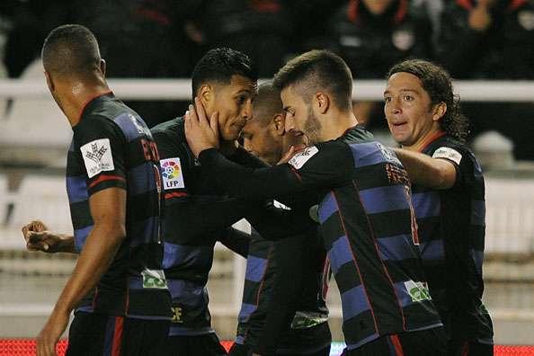 Valladolid 0-1 Granada: La suerte sonríe a los andaluces