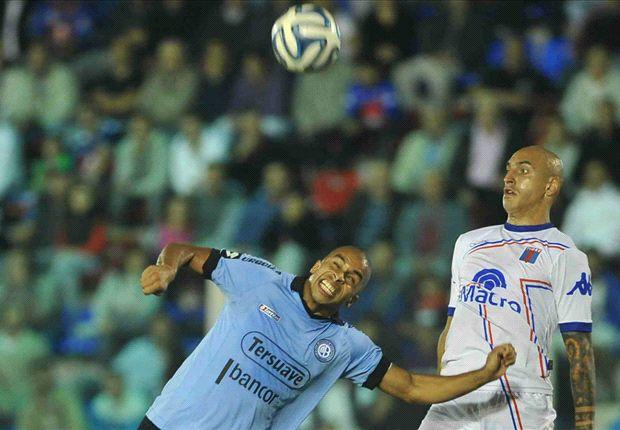 Tigre derrotó 2 a 1 a Belgrano y está cerca de la salvación