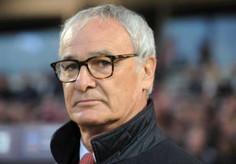 Ranieri fired by Greece