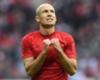 Robben ontbreekt bij Bayern