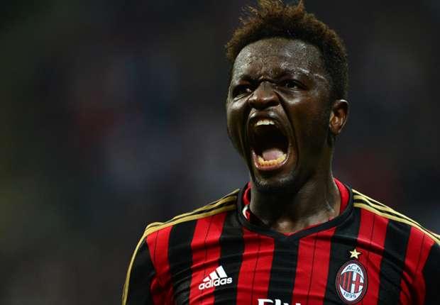 Muntari: Milan must qualify for Europa League