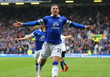 Barkley signs four-year Everton deal