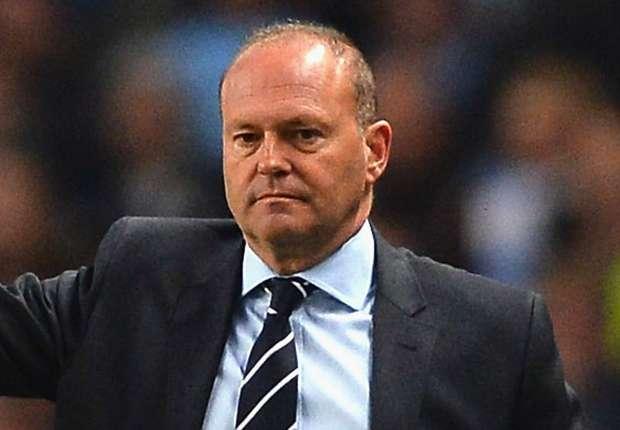 West Brom head coach Pepe Mel