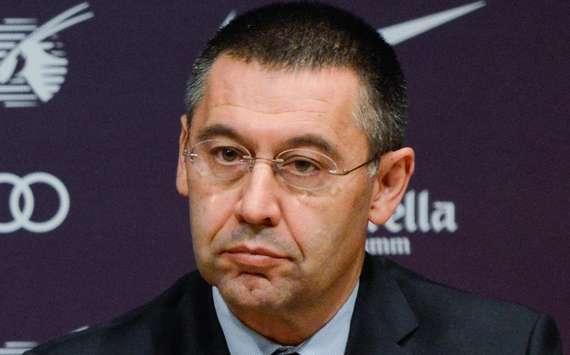 Josep Maria Bartomeu - Barcelona president