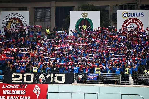 JDT official page slams supporters for not coming to the stadium