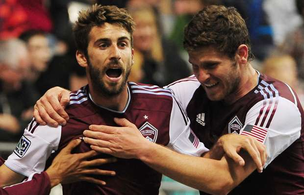 Jose Mari, Dillon Powers, Colorado Rapids, MLS