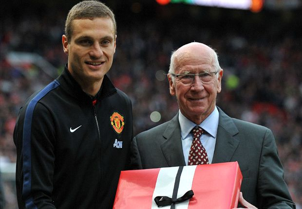 Vidic: My heart will remain with Manchester United