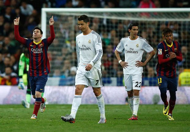 Ronaldo not as talented as 'freak' Messi - Henry