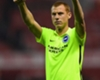 Steve Sidwell scores stunning goal from the half-way line