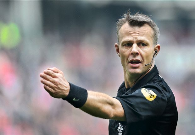 Kuipers to referee Champions League final