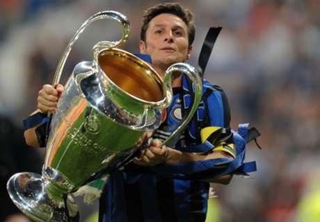 Zanetti recuerda la hazaña de Kiev