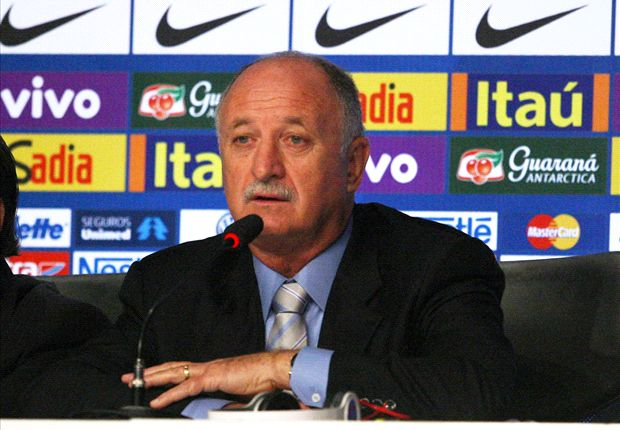 Brazil World Cup squad easy to pick, says Scolari