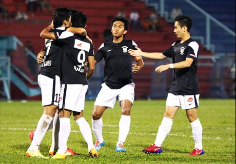 Match Report: Malaysia U22 1-0 Singapore U22