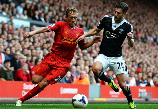 Liverpool midfielder Lucas denies Inter speculation