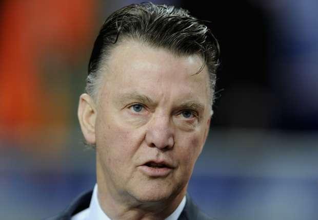 Experienced coach Louis van Gaal