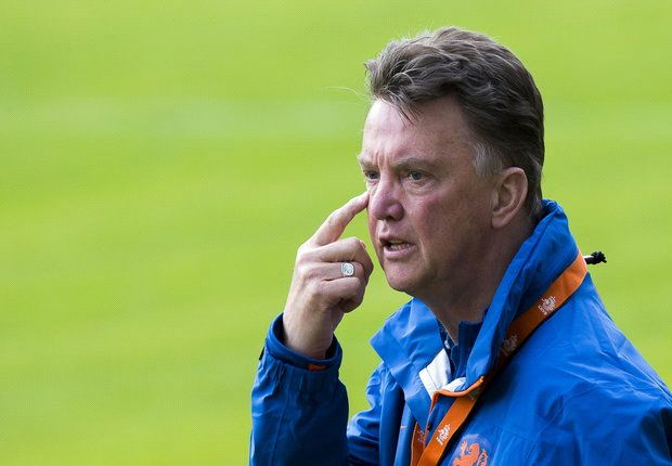 Van Gaal: United came to me, just like Bayern