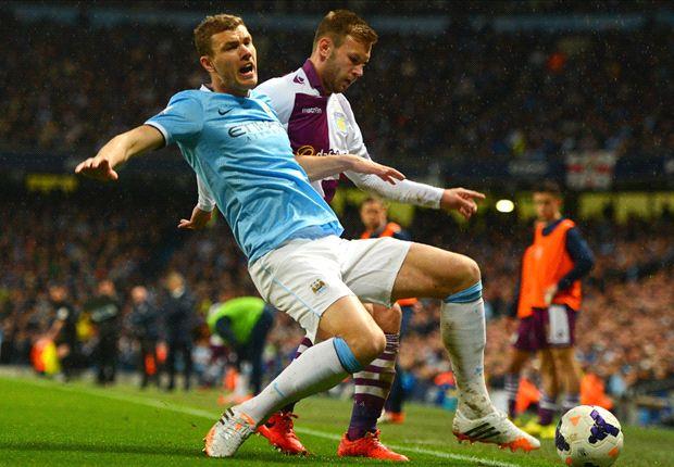 Laporan Pertandingan: Manchester City 4-0 Aston Villa