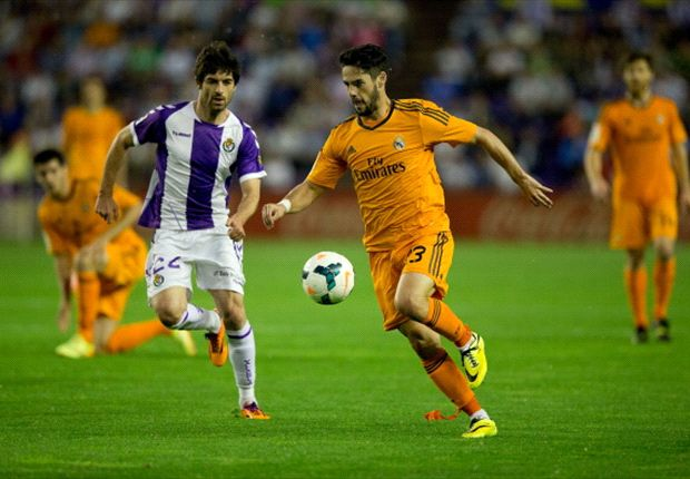 Laporan Pertandingan: Real Valladolid 1-1 Real Madrid