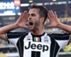 Juve's Pjanic keeps pic of Roma boss