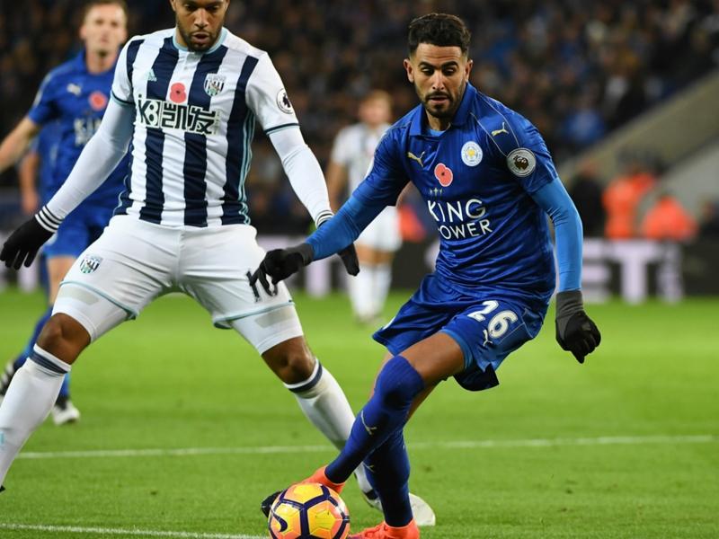 Lacklustre Leicester risk losing majestic Mahrez
