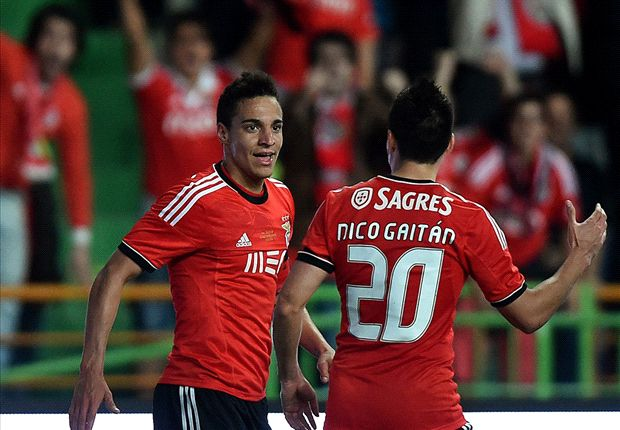 Who is Benfica's Player of the Season?