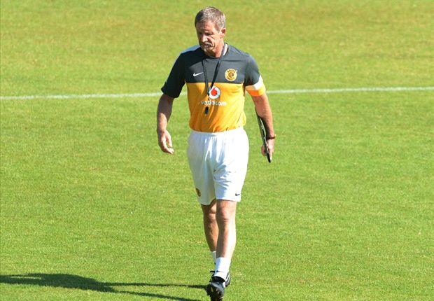 Stuart Baxter says Chiefs won't panic buy next season