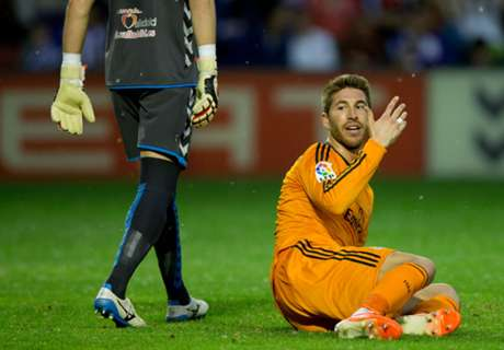 Ramos: La Liga lost for Madrid