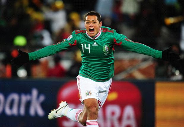Hernandez and Dos Santos lead Mexico's World Cup squad