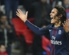 WATCH: Cavani takes a swing at Ramsey