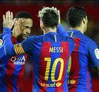 AO VIVO: a partida do trio MSN
