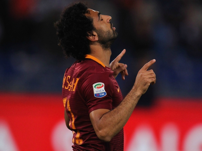 Mohamed Salah, le facteur X de l'AS Roma