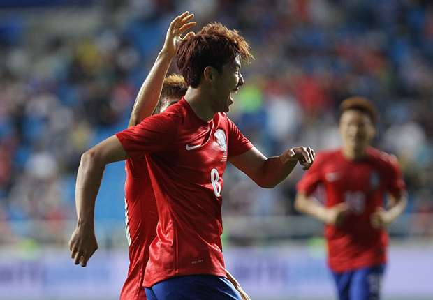 Son Heung-min leads South Korea's World Cup squad