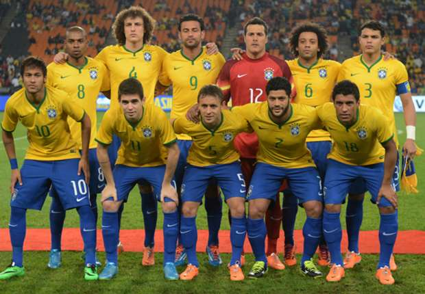 World Cup hosts Brazil have moved up two places to fourth in the Fifa world ranking - their highest position