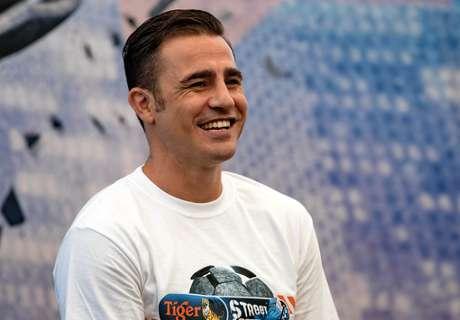 UFFICIALE - F. Cannavaro al Guangzhou