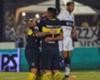 Gimnasia Boca Juniors Campeonato de Primera Division 06112016