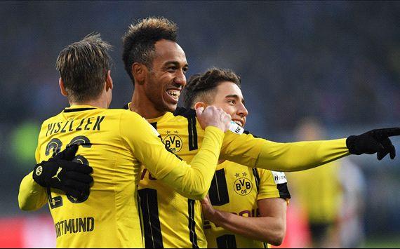 VIDEO: Dortmund's mannequin challenge