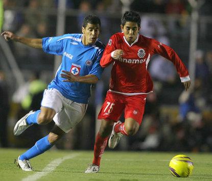 Carlos Bonet - Nestor Calderon - Toluca (Mexsport)
