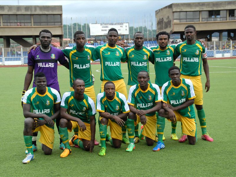 Kano Pillars, Enyimba get easy Caf Champions League opponents