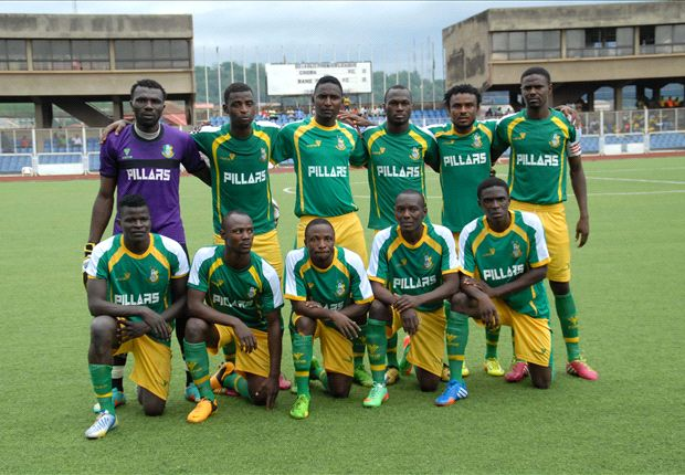 Kano Pillars end first stanza as champions