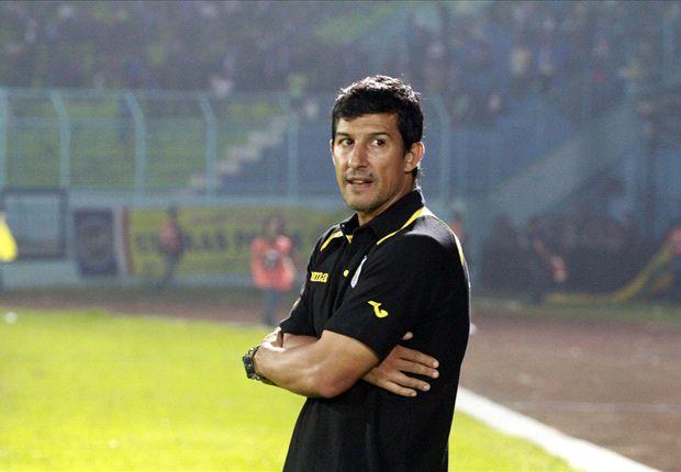 Angel Alfredo Vera yakin Gresik United petik kemenangan atas Sriwijaya FC