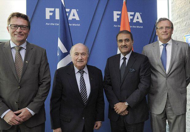 FIFA hosts the AIFF