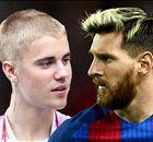 VIDEO - Justin Bieber ontwikkelt zich snel bij Barça