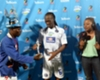Letsholonyane feeling honoured by Brockie's praise at SuperSport United
