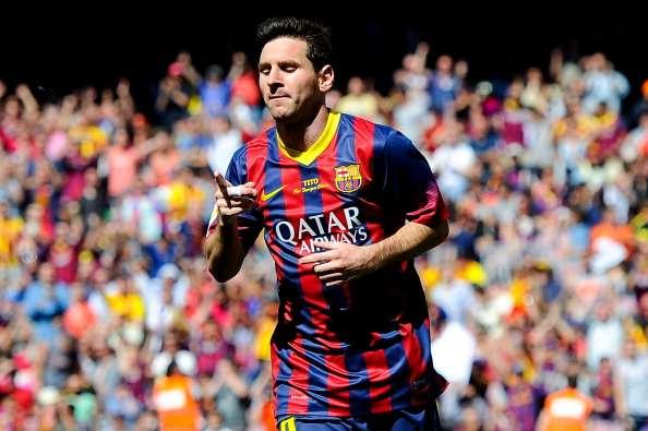 Messi encabeza a Barcelona que quiere La Liga