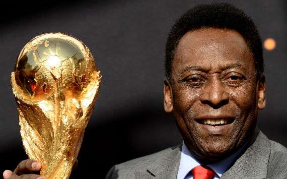 'Brazil can make up for 1950 World Cup final loss this summer,' insists Pele